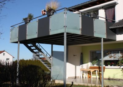 Stern und Schweikert Metallbautechnik GmbH Balkone