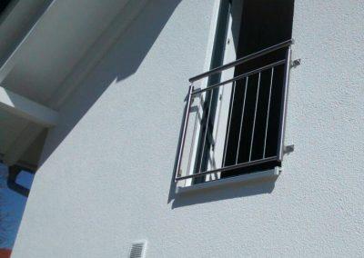 Stern und Schweikert Metallbautechnik GmbH französische Balkone