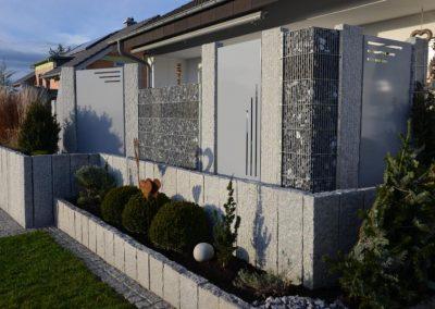 Stern Schweikert Metallbau Sichtschutz