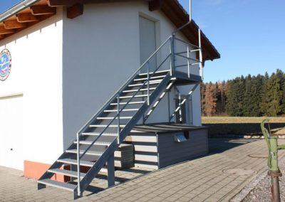 Stern und Schweikert Metallbautechnik GmbH Treppen und Treppengeländer