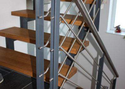 Stern Schweikert Metallbau Treppen und Treppengeländer